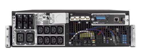 ИБП APC APC Smart-UPS On-Line SURTD5000RMXLI